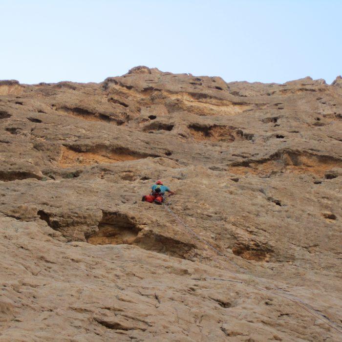 """""""3 ¾ Chairs"""", Wadi Tiwi (Oman)"""