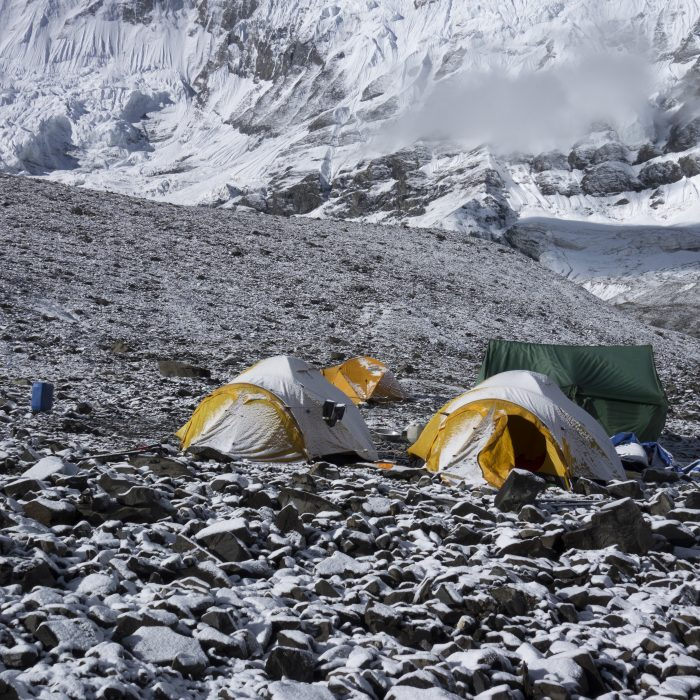 Kangshar Kang Expedition (Annapurna Himal)