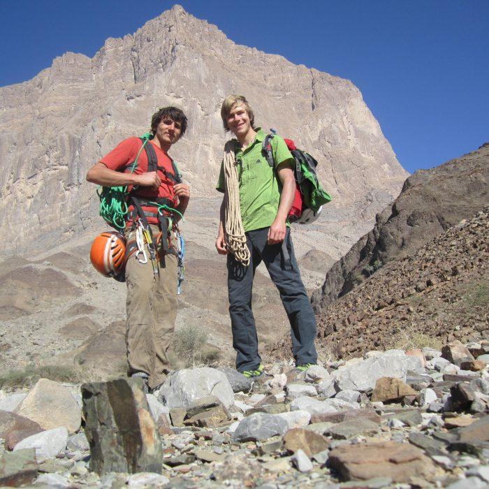 "Wiederholung der Route ""Shukran"" (Oman)"