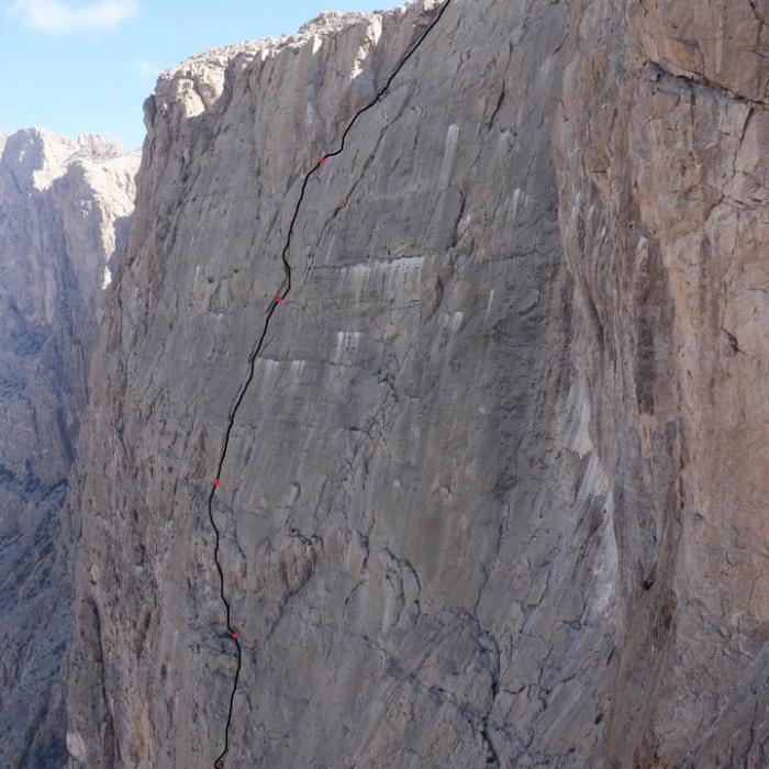 """""""Fortune Teller"""", Jebel Kawr (Oman)"""