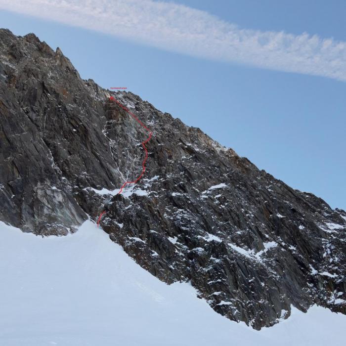 """""""Käse-Greiner"""", Großer Greiner Nordwand (Zillertaler Alpen)"""